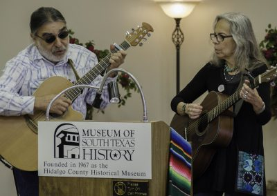 Sunday Speaker Series: Vintage Musica Ranchera of the South Texas Ranchlands
