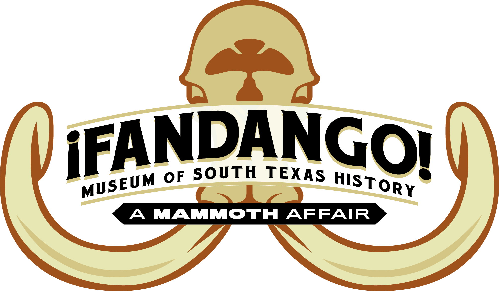 fandango. ¡fandango! 2017 will be a mammoth affair. it celebrate the giant megafaunas that roamed south texas during pleistocene or ice age. ¡ fandango! fandango
