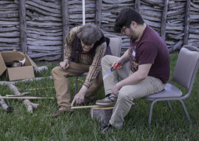 Pioneer & Ranching Crafts Day 2018 (19)