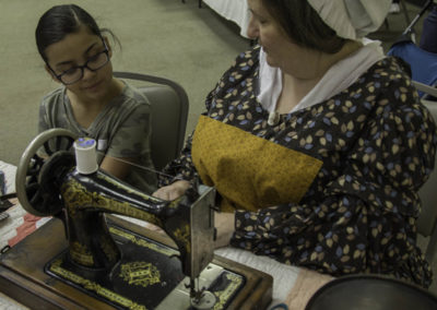 Pioneer & Ranching Crafts Day 2018 (70)