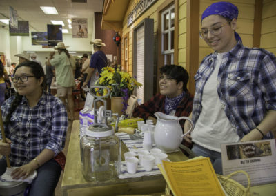 Pioneer & Ranching Crafts Day 2018 (83)