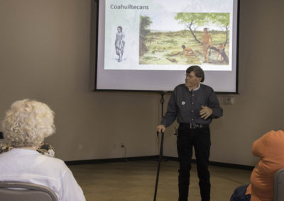 Sunday Speaker Series: It's a Hard Luck Life: Making a Living in Deep South Texas – Coahuiltecans to Cowboys