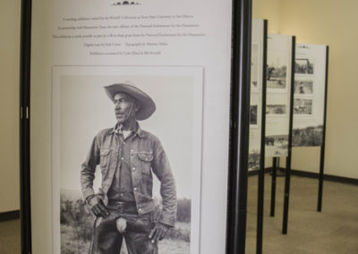Sunday Speaker Series: From Vaquero to Cowboy, Free Grazer to Barbed Wire