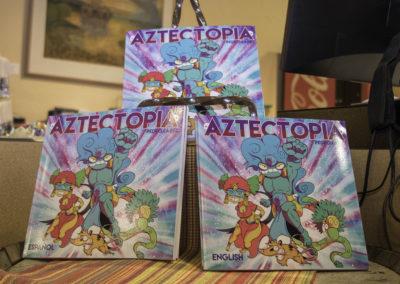 SSS: Aztectopia - The Adventures of the Aztec Gods
