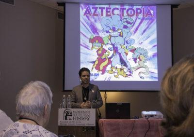 Sunday Speaker Series: Aztectopia