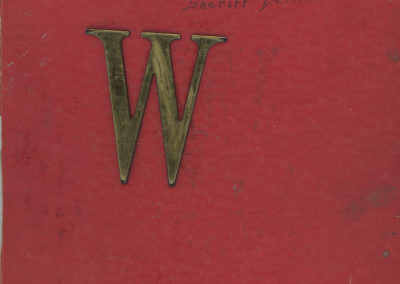 MHCS - Welch scrapbook cover