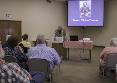 SSS: The Journal of Dewitt Clinton Thomas