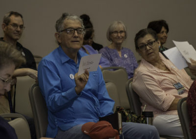 Sunday Speaker Series: Poetry from the Forgotten Words of Coahuiltecans