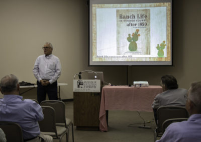 Sunday Speaker Series: Ranch Life in Hidalgo County After 1850