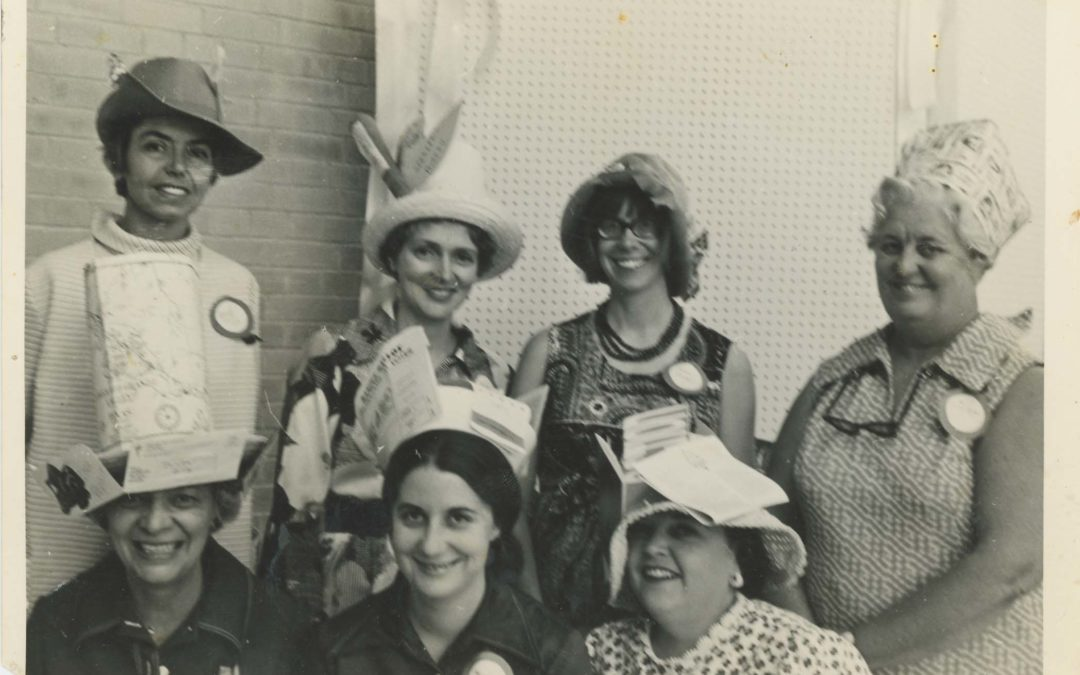 MOSTHistory Collection Series: League of Women Voters Scrapbook