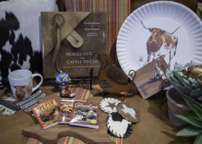 Cowboy Christmas Items