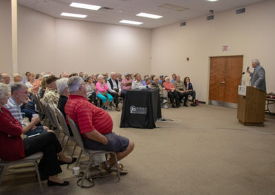 Sunday Speaker Series: The Chisholm Trail