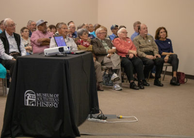 Sunday Speaker Series The Chisholm Trail (2)