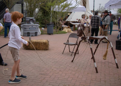 Pioneer & Ranching Crafts Day 2019 (10)