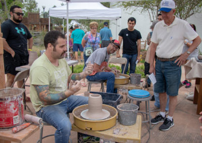 Pioneer & Ranching Crafts Day 2019 (34)