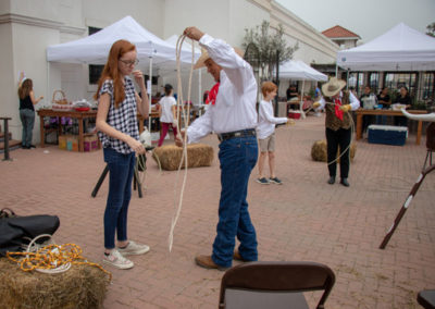 Pioneer & Ranching Crafts Day 2019