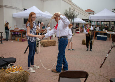 Pioneer & Ranching Crafts Day 2019 (5)
