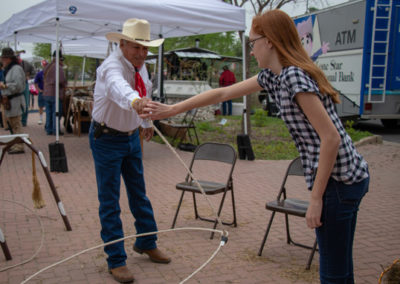 Pioneer & Ranching Crafts Day 2019 (7)