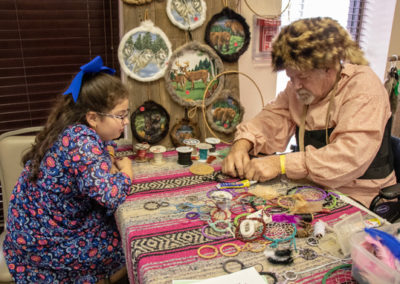 Pioneer & Ranching Crafts Day 2019 (87)