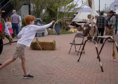 Pioneer & Ranching Crafts Day 2019 (9)