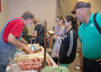 Pioneer & Ranching Crafts Day 2019 (99)
