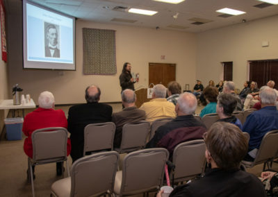 Sunday Speaker Series: From Bander to the RGV