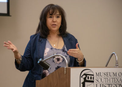 Sunday Speaker Series: Mexicana/Chicana/Latina Activism and Leadership