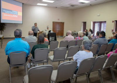Sunday Speaker Series: A Socio-Cultural History of the Apostolic (Pentecostal) Movement in the Rio Grande Valley