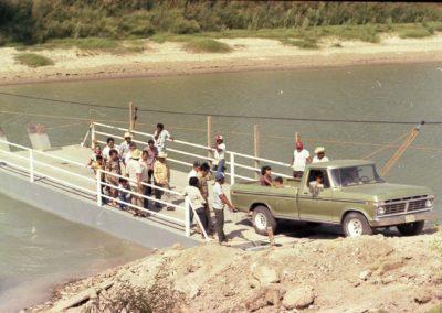 Los Ebanos Ferry_10