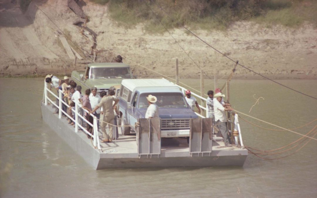 MOSTHistory Collection Series: Los Ebanos Ferry