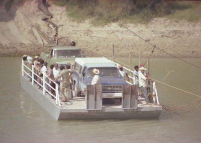 Los Ebanos Ferry_11
