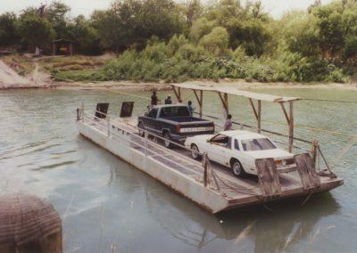Los Ebanos Ferry_9