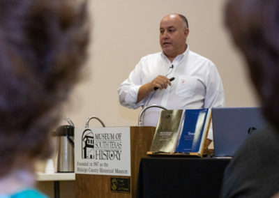 Sunday Speaker Series: Texas, the False Origin of the Name